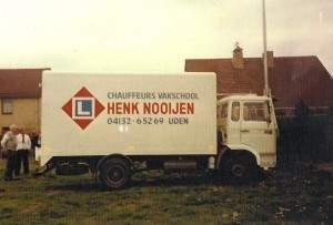 Bakwagen-Volvo