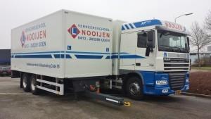 Vrachtwagen rijbewijs Helmond