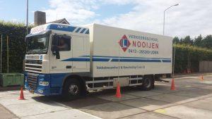 Vrachtwagen rijbewijs Oss