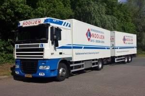 Vrachtwagen rijbewijs Wanrooij
