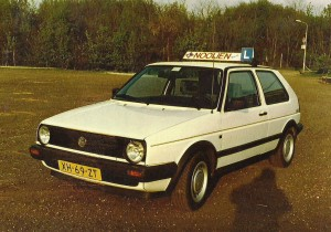 VW Golf2