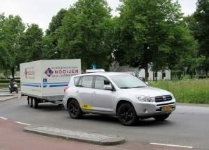Rijles voor aanhanger of vrachtauto in Nijmegen Eindhoven Den Bosch