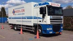 Vrachtwagen rijbewijs Eindhoven
