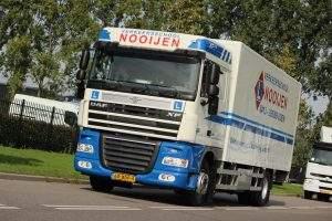 Vrachtwagen rijbewijs Sint-Oedenrode