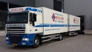 Vrachtwagen rijbewijs in Nijmegen Eindhoven Den Bosch